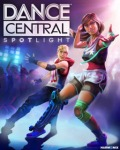 dance central spotlight box art