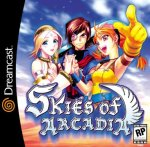 Skies of Arcadia box art