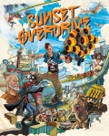 Sunset Overdrive box art