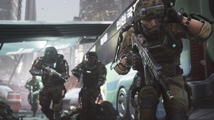 COD AW Induction Rush