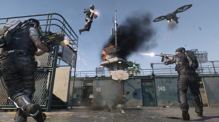 COD AW Multiplayer