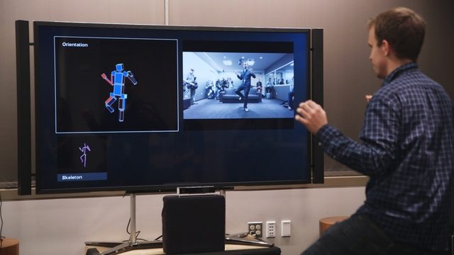 xbox one kinect demonstration