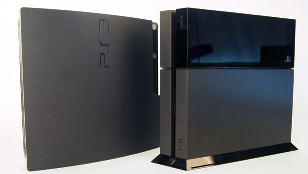 PlayStation 4 and PlayStation 3 Slim