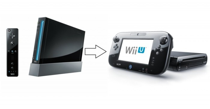 Wii and Wii U consoles