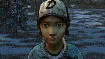 Clementine from Telltale's The Walking Dead