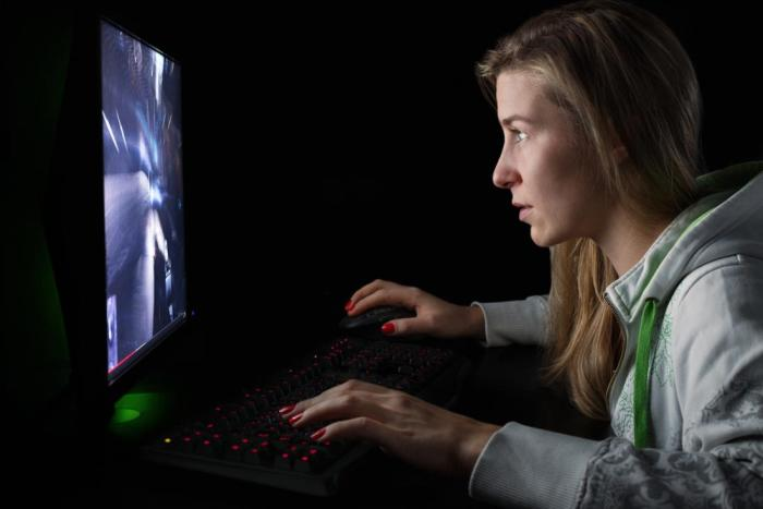 girl-playing-action-video-game