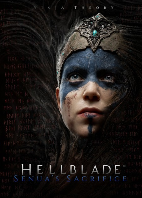 Hellblade Senua's Sacrifice cover art