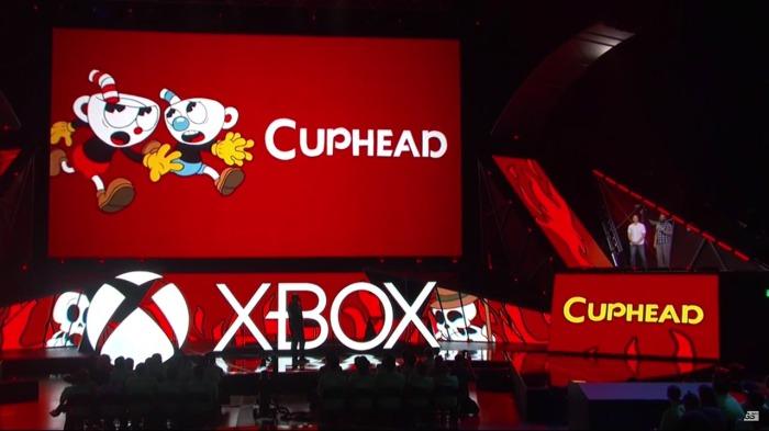 Cuphead E3 2015