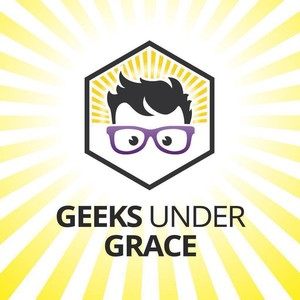 Geeks Under Grace logo